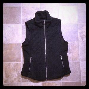 Abercrombie Fleece vest